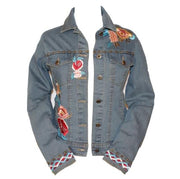 Vintage Collection Angel Denim Jacket