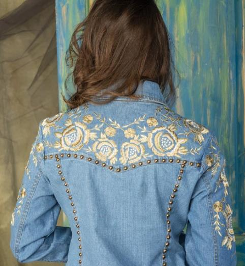 Vintage Collection Astro Denim Jacket