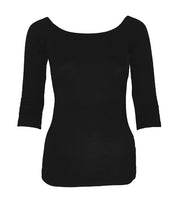 Vintage Collection Black Ballet Top