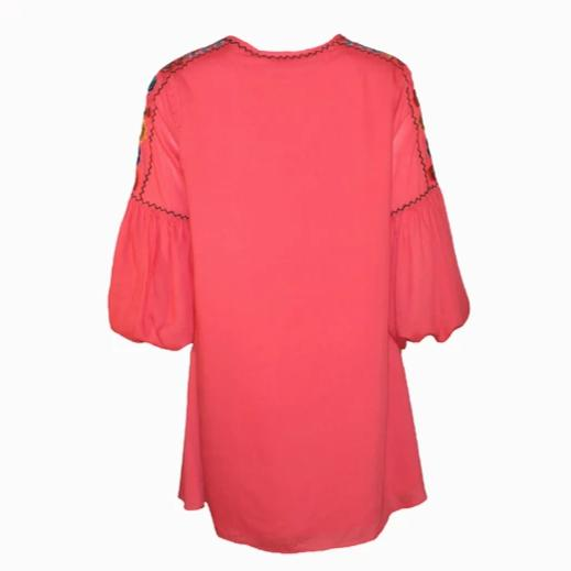 Vintage Collection Coral Bette Tunic
