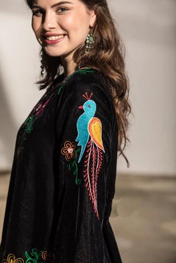 Roja Bird Tunic