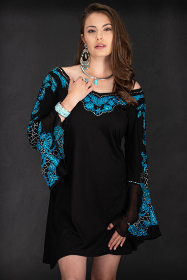 Vintage Collection Blue Heaven Tunic