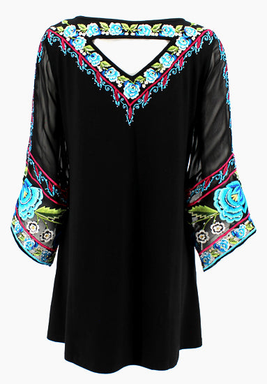 Vintage Collection Blue Moon Tunic