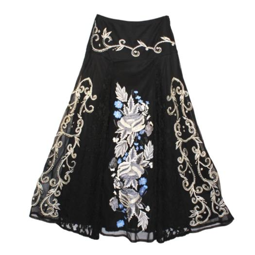 Vintage Collection Blue Ice Skirt