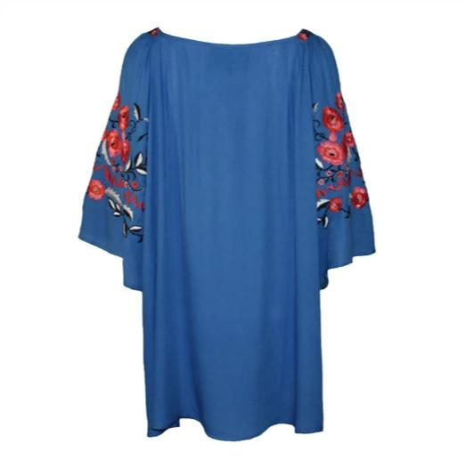 Vintage Collection Blue Bonnet Tunic
