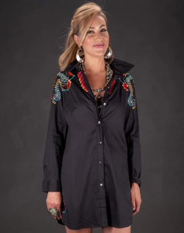Vintage Collection Carrie Peasant Tunic Fall 2018