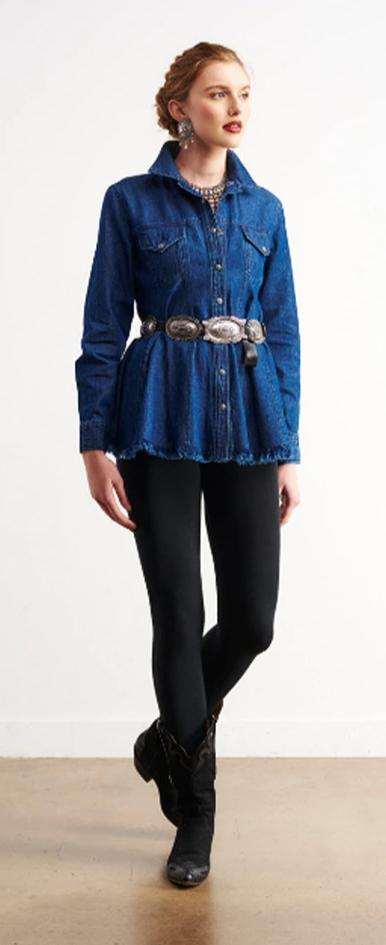 Roja Collection Cowgirl Chic Tunic