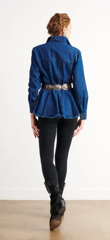 ROJA COLLECTION COWGIRL CHIC TUNIC ON SALE