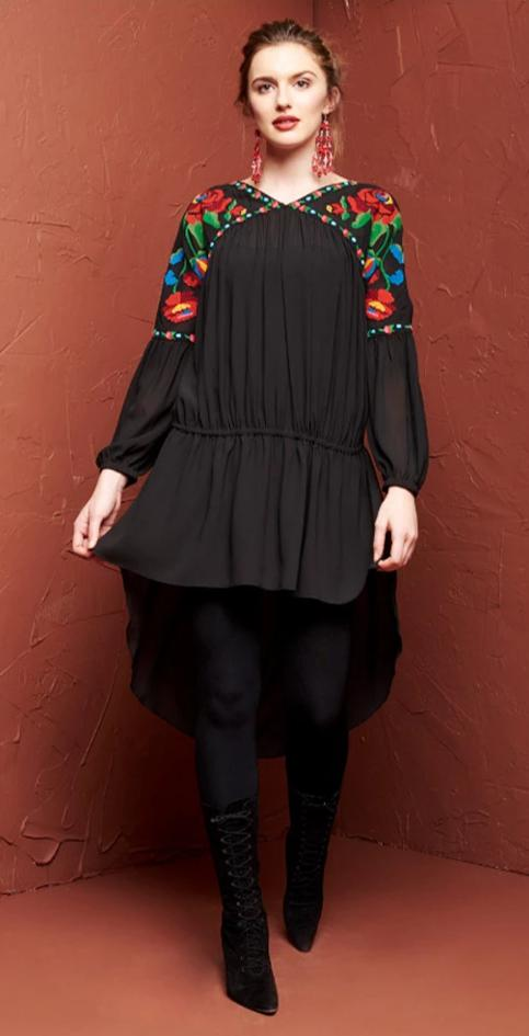 ROJA COLLECTION CREE TUNIC on SALE