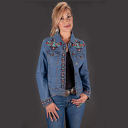 Vintage Collection Crossroads Denim Jacket