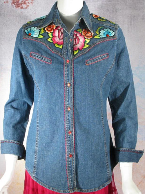VINTAGE COLLECTION TONTO WESTERN SHIRT on SALE