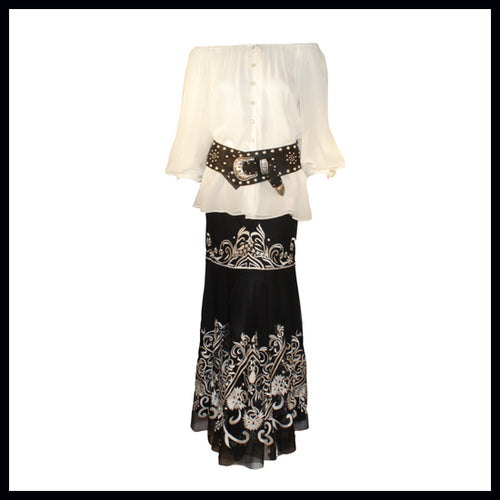 Vintage Collection Dusk Skirt