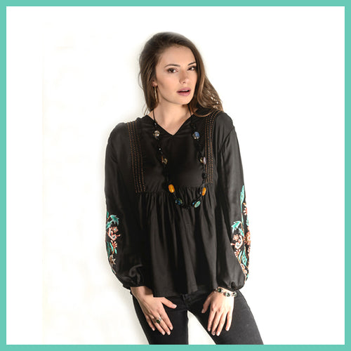 Vintage Collection Fern Tunic  Fall 2017
