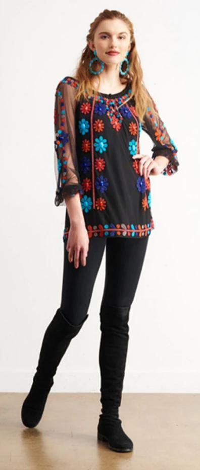Roja Fiesta Top on Sale