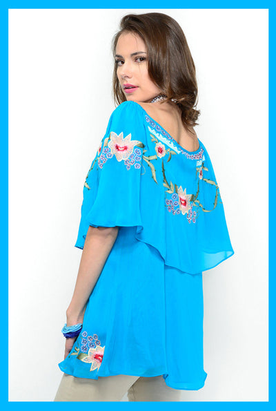 Vintage Collection Freesia Tunic_on SALE