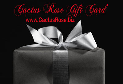 Cactus Rose Gift Card