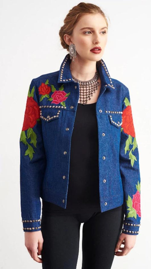 ROJA COLLECTION GUADELOUPE JACKET ON SALE