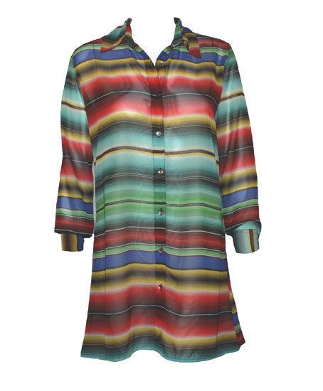 Vintage Collection Harmony Saltillo Big Shirt