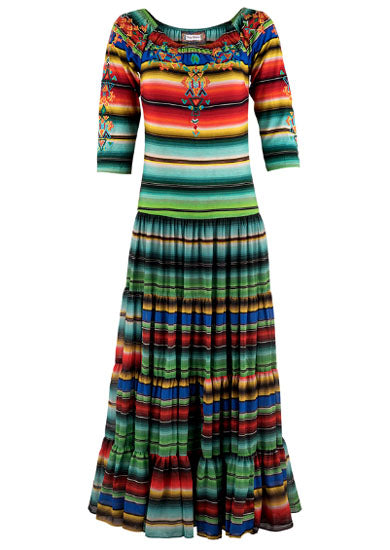 Vintage Collection Harmony Saltillo Dress