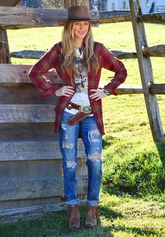 VINTAGE COLLECTION PASSION WESTERN SHIRT on SALE