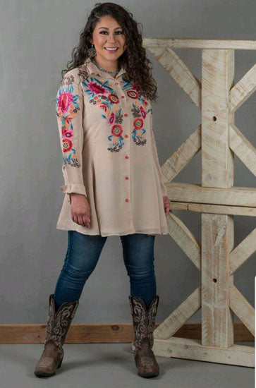 Vintage Collection Isabel Tunic