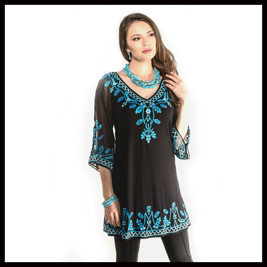 Vintage Collection Joy Tunic