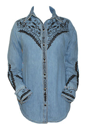Vintage Collection Kelsie Western Shirt