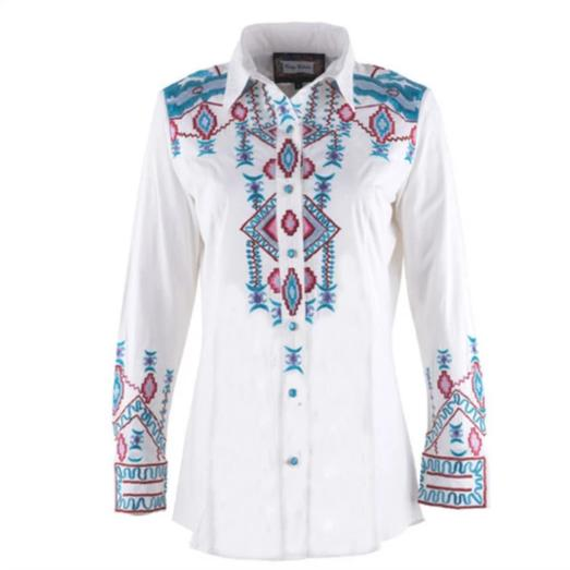 Vintage Collection Larkspur Western Shirt