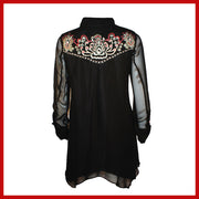 Vintage Collection Mayan Rose Tunic
