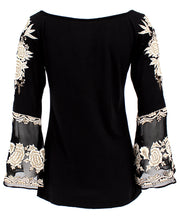 Vintage Collection Miley Bellsleeve Top