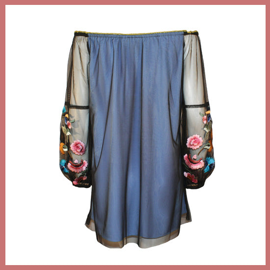 Vintage Collection Moonflower Tunic
