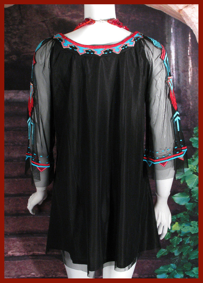 VINTAGE COLLECTION NATIVE TUNIC_on SALE