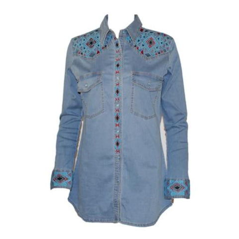 TASHA POLIZZI AUSTIN SHIRT on SALE