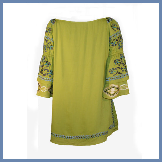 Vintage Collection Olive Tunic