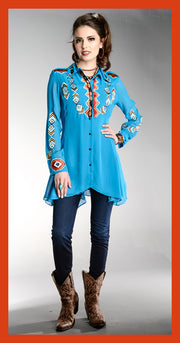 VINTAGE COLLECTION OLIVIA TUNIC on SALE