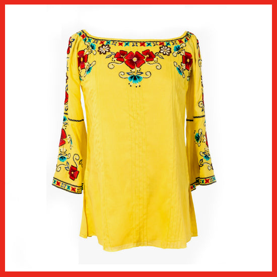 Vintage Collection Ollie Tunic