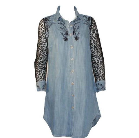 TASHA POLIZZI EMMYLOU SHIRT on SALE