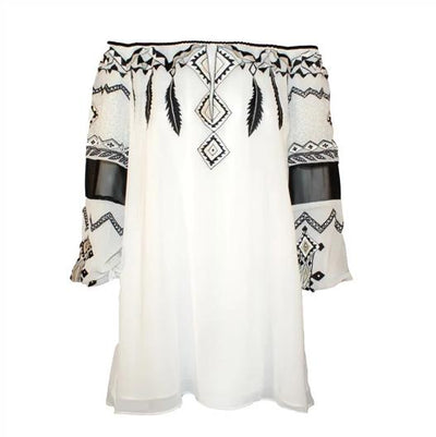 Vintage Collection Peace Tunic