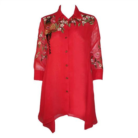 Vintage Collection Rose Tunic Fall 2018