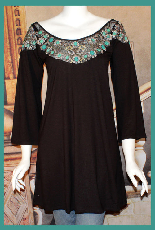 VINTAGE COLLECTION RACHEL TUNIC on SALE