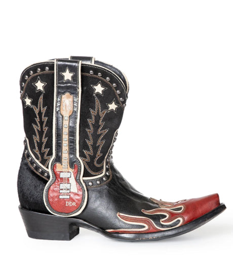 Double D Ring of Fire Boot