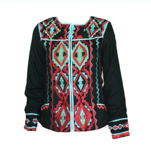 Vintage Collection Southwest Tribal Jacket