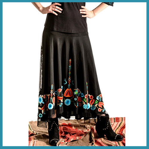Vintage Collection Sadie Skirt Fall 2017