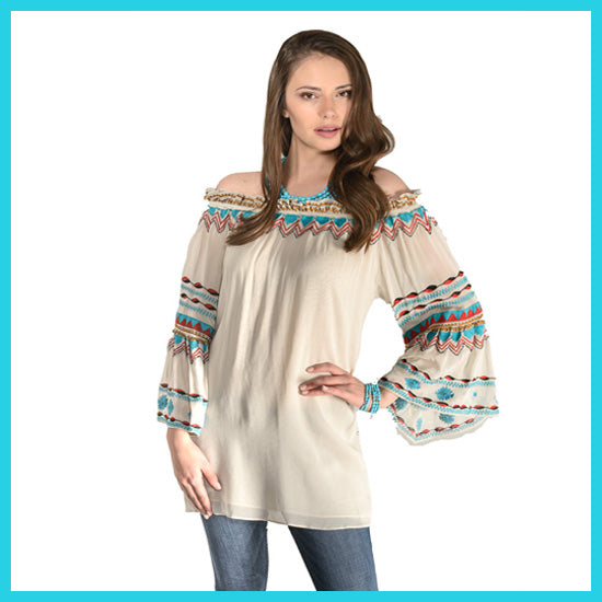 Vintage Collection Sally Tunic