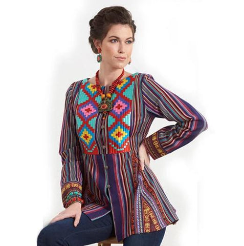 Vintage Collection Cosmo Tunic on SALE