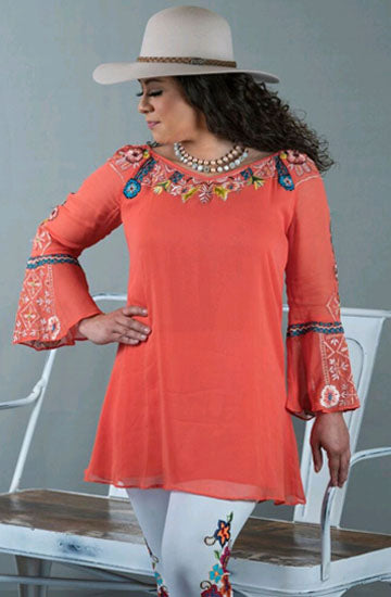 Vintage Collection Sherbet Tunic