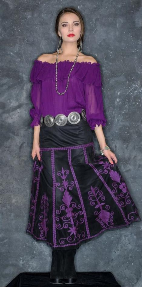 Vintage Collection Majestic Skirt