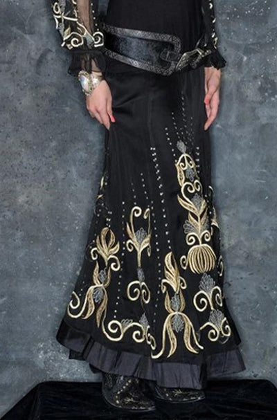 Vintage Collection Champagne Skirt