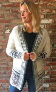 ROJA SOFT SNOW CARDIGAN on SALE