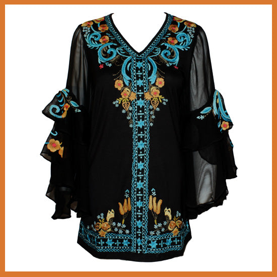 Vintage Collection Skylight Tunic